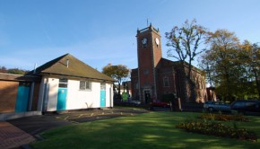 St Thomas&#039; Church Wednesfield