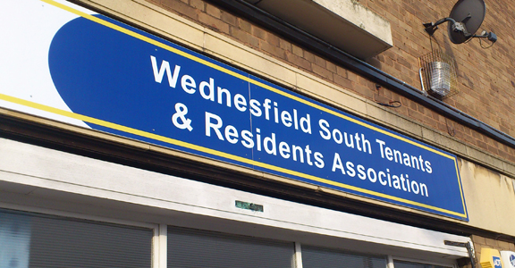 Wednesfield South TRA