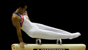 Wednesfield Olympic hopeful Kristian Thomas