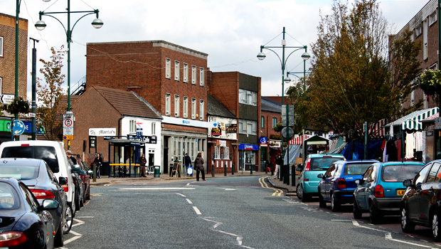 Wednesfield High Street