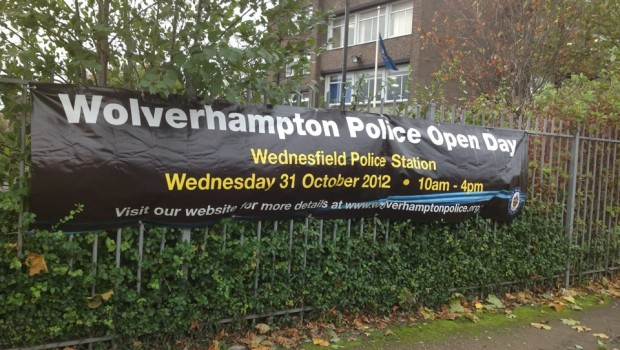 Wednesfield Police Station Open Day (8)